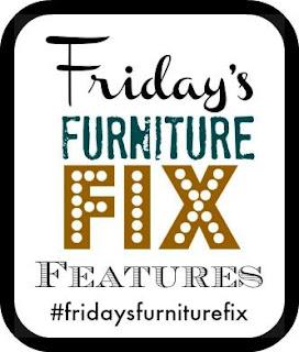 #fridaysfurniturefix, fridays furniture fix, link up party, link party, furniture makeovers