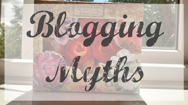 Blogging Myths