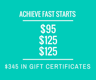 Australian Fast Start achievers can earn $345 in gift cards, to be used at any time on Jamberry products.