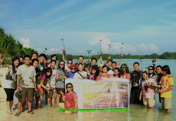 BPI Go Green at Pari Island