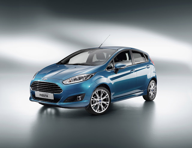 2014 Ford Fiesta 1.0-liter EcoBoost | New Ford Fiesta | EcoBoost Engine