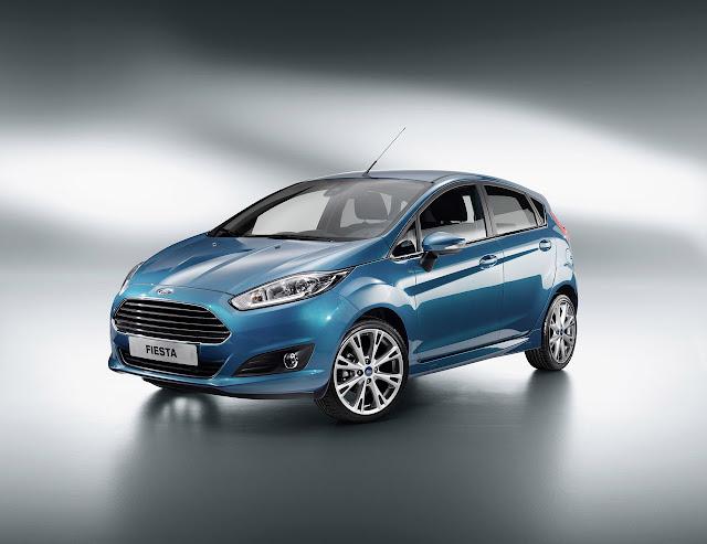 2014 Ford Fiesta 1.0-liter EcoBoost | New Ford Fiesta | EcoBoost Engine