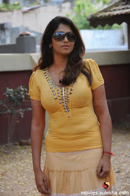 Actress Bhuvaneswari Arrested
