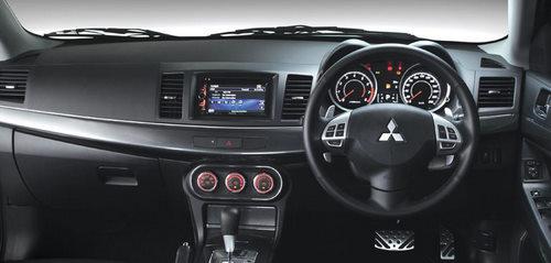 Mitsubishi Lancer New Lancer Gt Facelift 2011