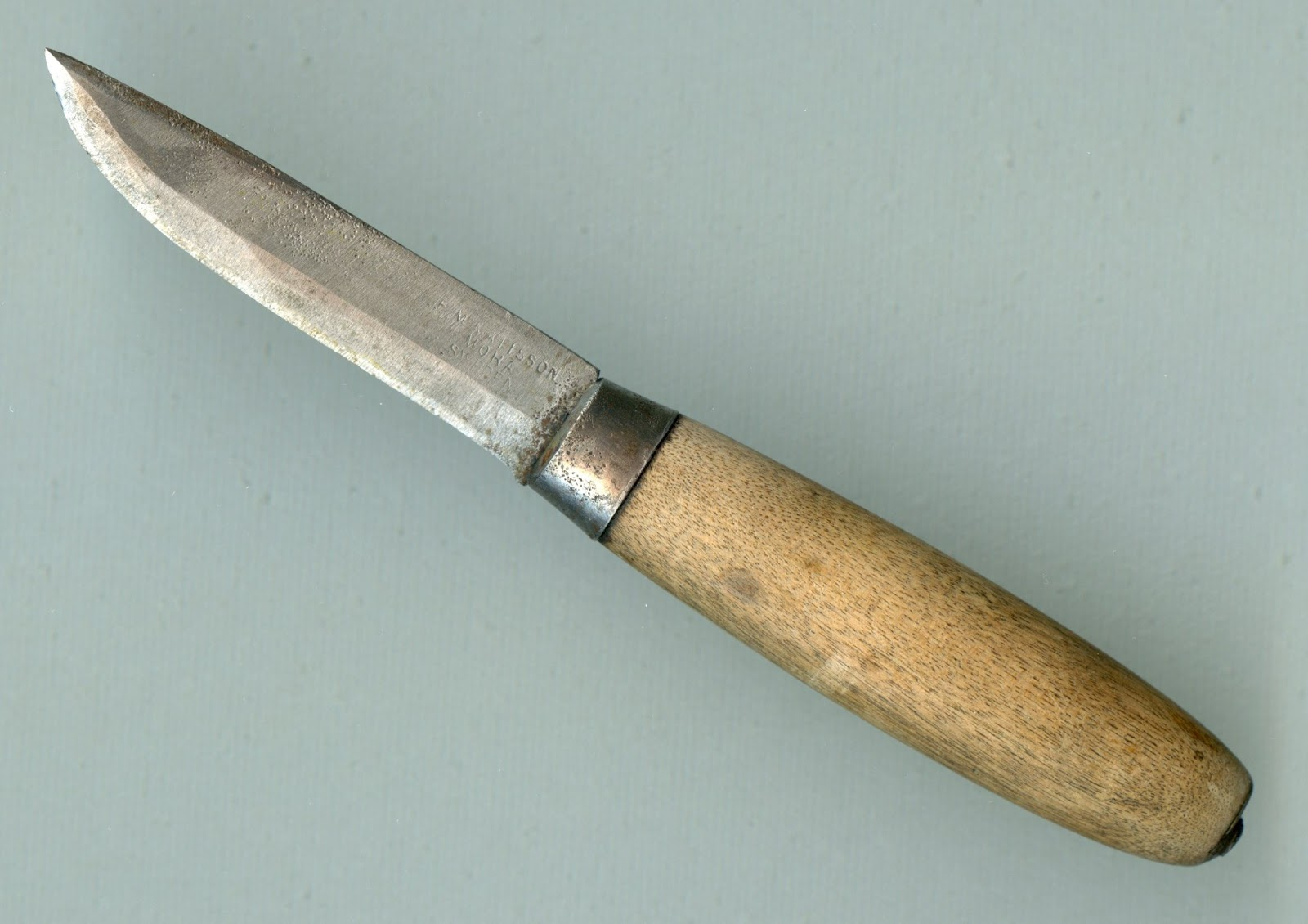 F.M. Mattsson Mora knife | The Blade Blog