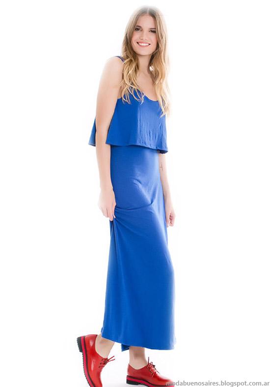 City Argentina primavera verano 2015 moda en ropa de mujer.