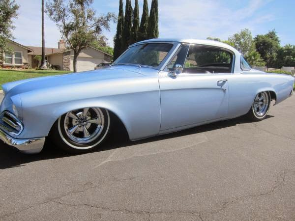 Custom 1953 Studebaker Champion Starliner Coupe Auto