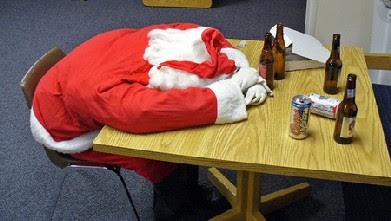 smiješne slike djed Mraz Božić