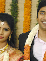 Rahul and Chinmayi wedding reception photos-cover-photo
