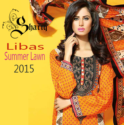 Libas Printed Summer Lawn Collection 2015