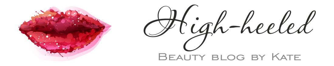 High-heeled - Beauty blog by Kate