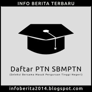 Daftar PTN SBMPTN