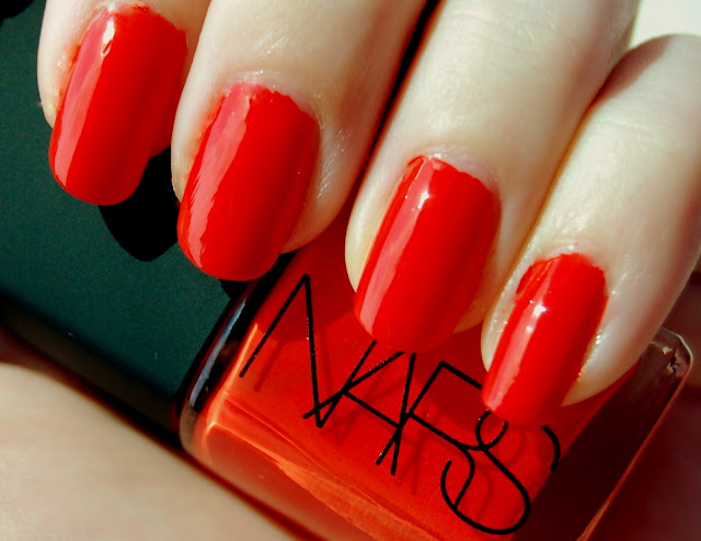 Thakoon for NARS Nail Polish in Lal Mirchi