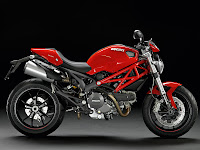 2013 Ducati Monster 796 gambar Motor 4