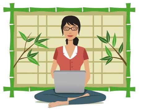 Magia interior c mo atraer la buena suerte en tu trabajo for Como practicar el feng shui