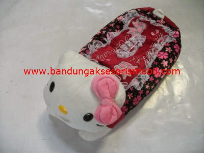 Box Tissue Hello Kitty in Love