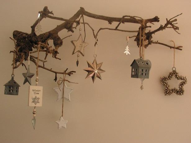 365 dagen kerst in de boom - Een houten boom maken ...