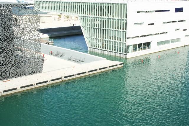 Le musée Mucem à Marseille - Blog Marseille