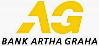 Logo PT Bank Artha Graha Internasional