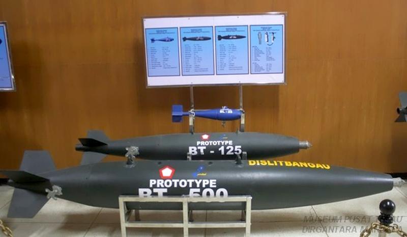 Bom Mk Family produksi TNI AU
