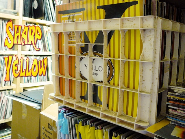 yellow crate