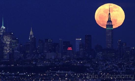 2 Juni 2015: Fase Bulan Purnama Muncul Malam Ini