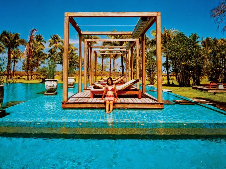 Khao Lak Hotel With Room Pool