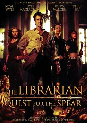 the librarian quest for the spear full movie free download