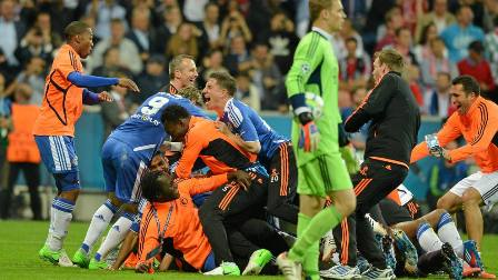 Hasil dan Video Pertandingan Bayern Munchen vs Chelsea (Final Liga ...