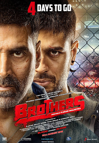 Brothers (2015) Movie Poster No. 1