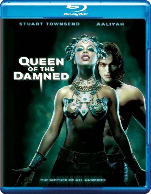 Queen of the Damned (La Reina de los Condenados)(2002) m720p BRRip 2.4GB mkv Dual Audio AC3 5.1 ch