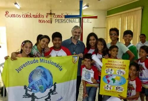 Paróquia de Santo Antonio de Pádua, em Trizidela do Vale (MA), realizará atividades no Dia Mundial das Missões