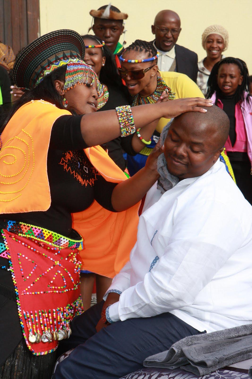Umendo Umabo Traditional Zulu Wedding
