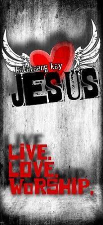 Live. Love. Worship.