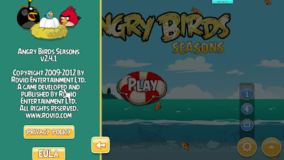 Free Angry Birds Seasons 2.4.1 Full