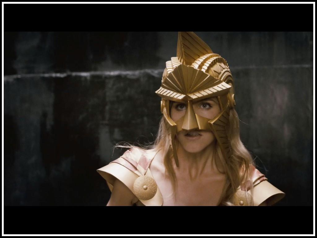 Immortals Gods Helmet Costuming was extravagant and