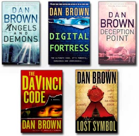 dan brown digital fortress Buy digital fortress 01 by dan brown (isbn: 9780552159739) from amazon's  book store everyday low prices and free delivery on eligible orders.