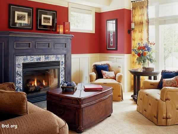 Impressive Red Living Room Paint Ideas 600 x 450 · 54 kB · jpeg