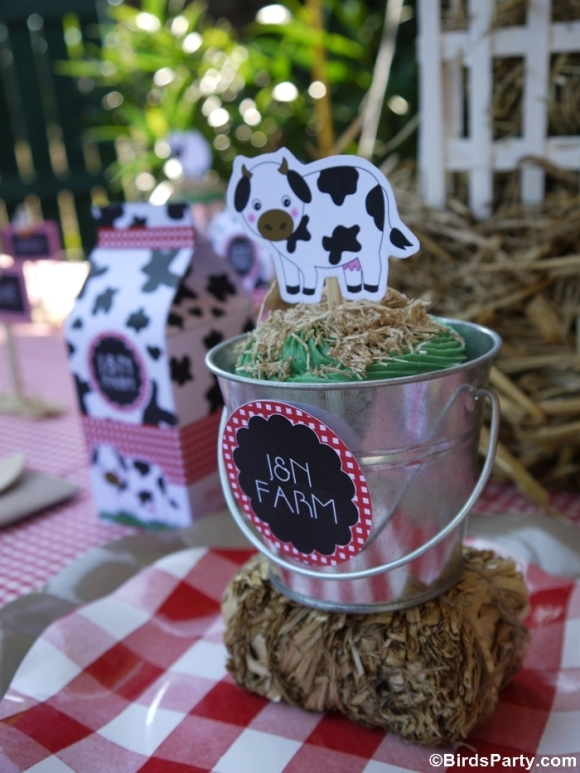 Bird's Party Blog: Cake it Pretty: Barnyard Party - Farm Animal ...