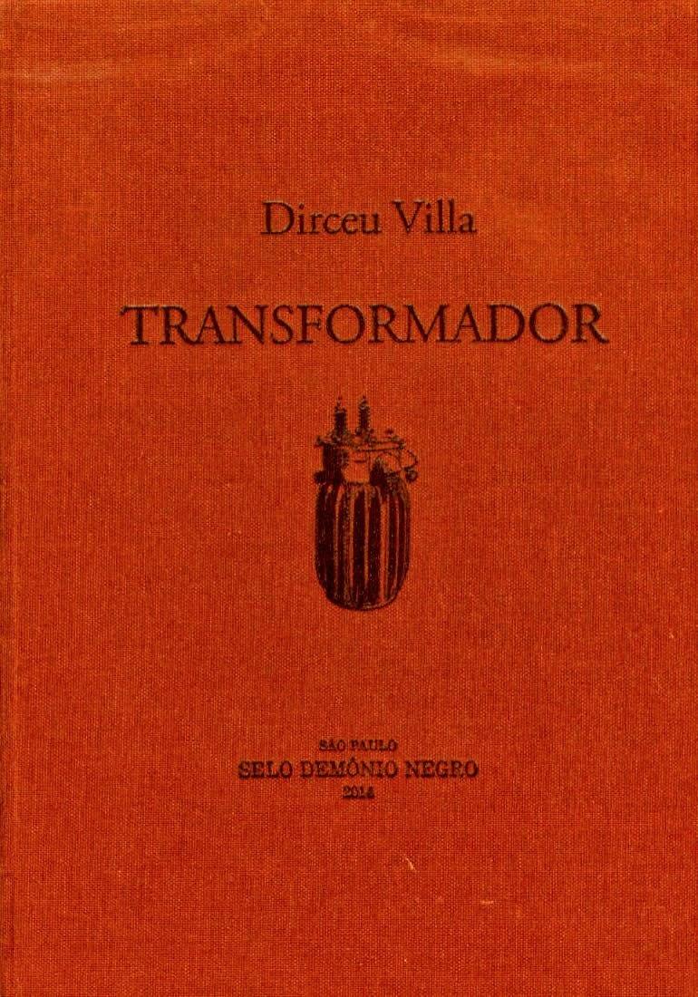 TRANSFORMADOR (poemas 1998-2013)