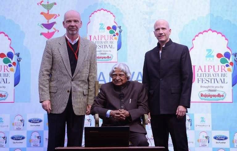 ford samvad Jaipur festival