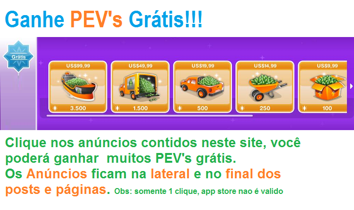 ganhe pevs gratis the sims freeplay