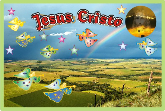 Jardins do Eden Jesus Cristo
