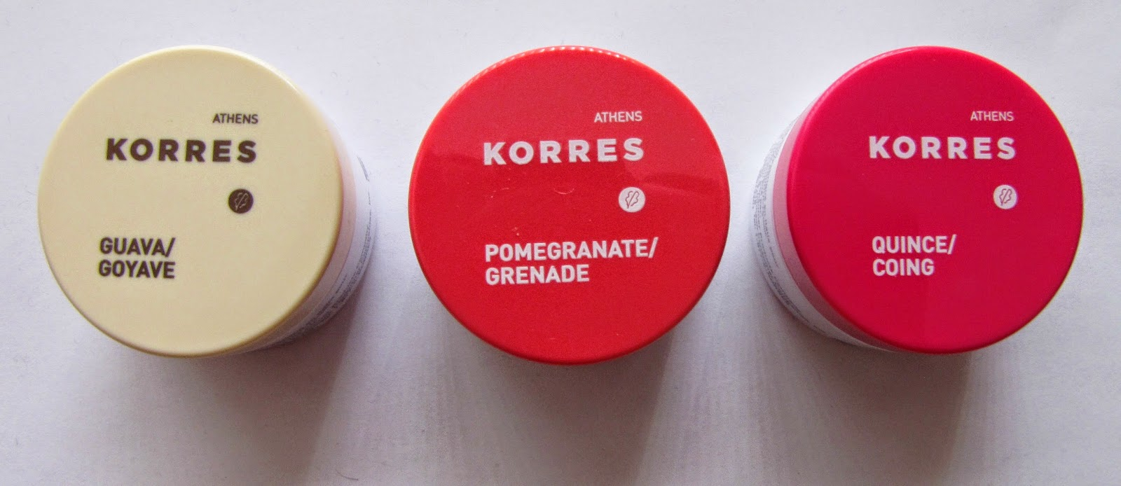 Korres Lip Butter in Quince Review and Swatches | Tprofet ...
