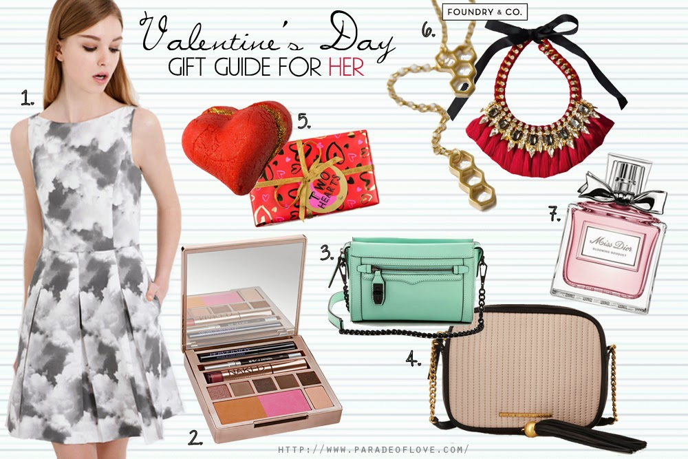 Valentine's Day 2015 Gifts for HER