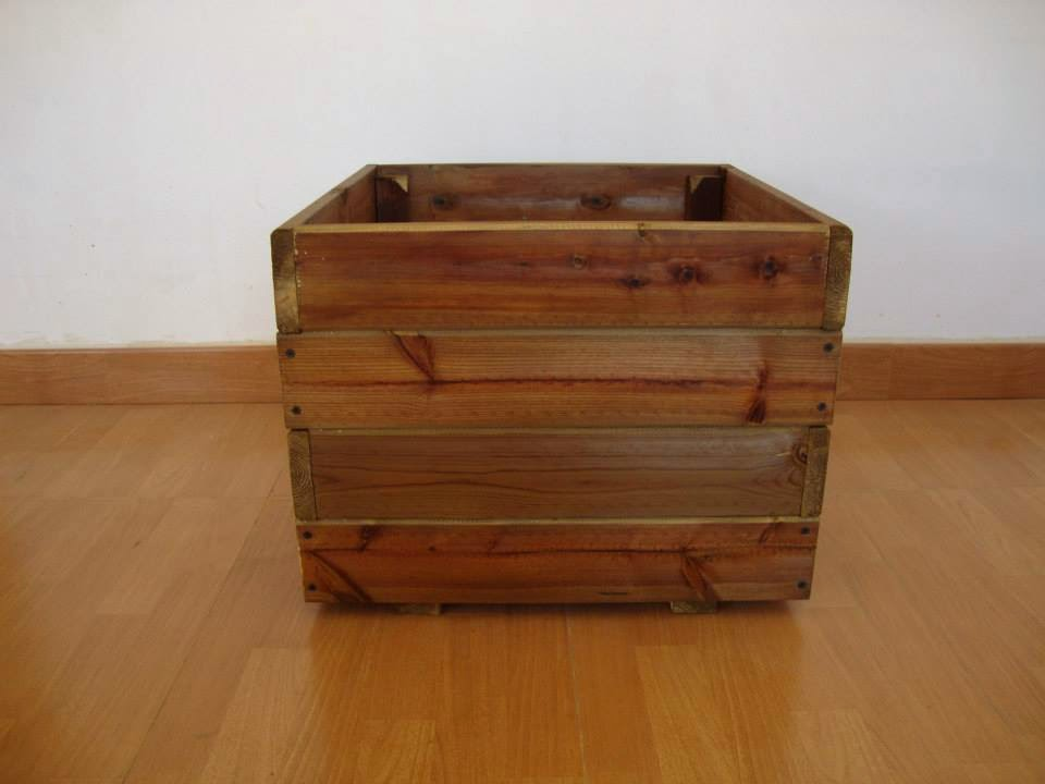 Maceteros exterior - Maceteros de madera para exterior ...