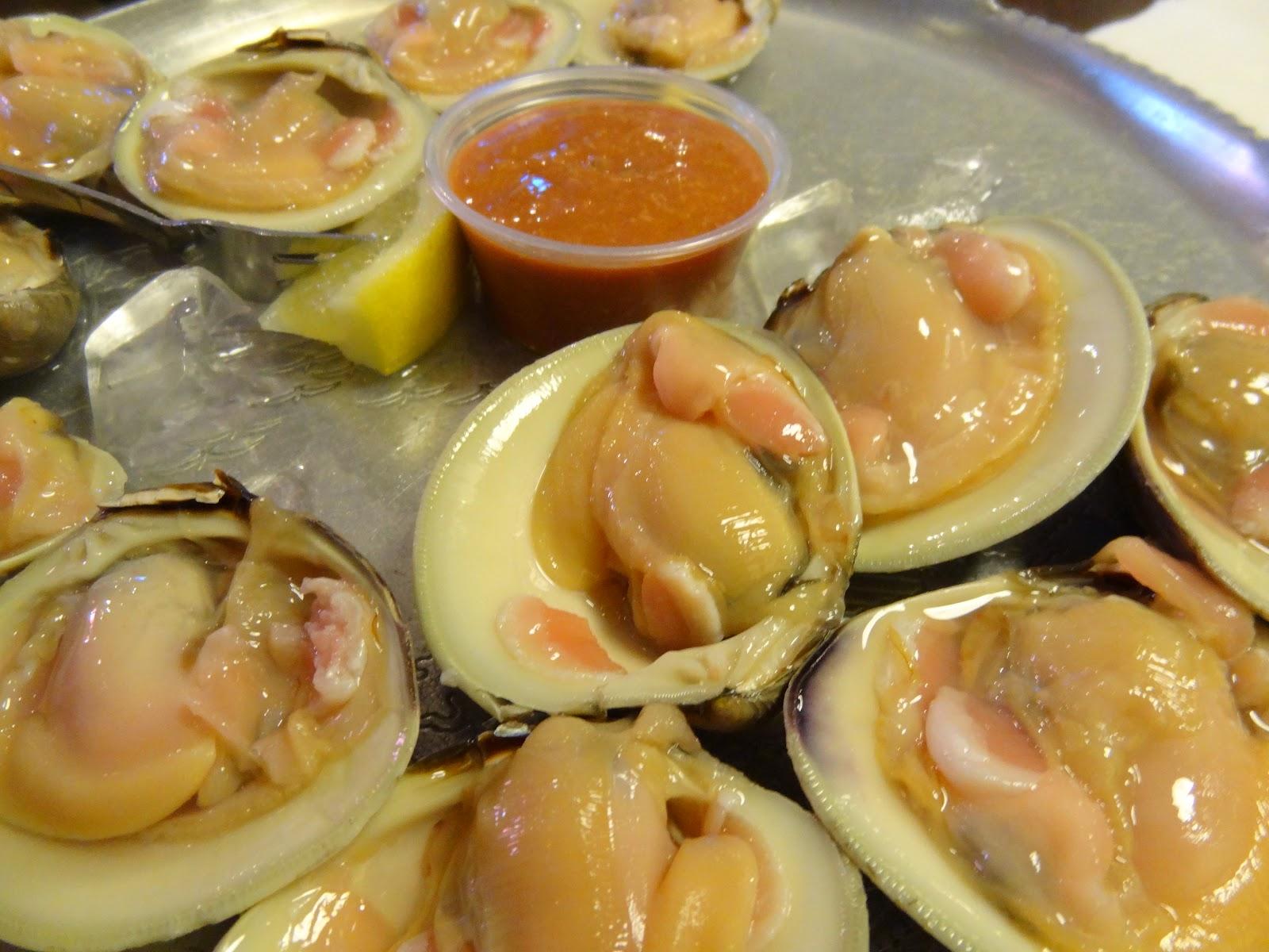 recipe: mahogany clams cost [27]