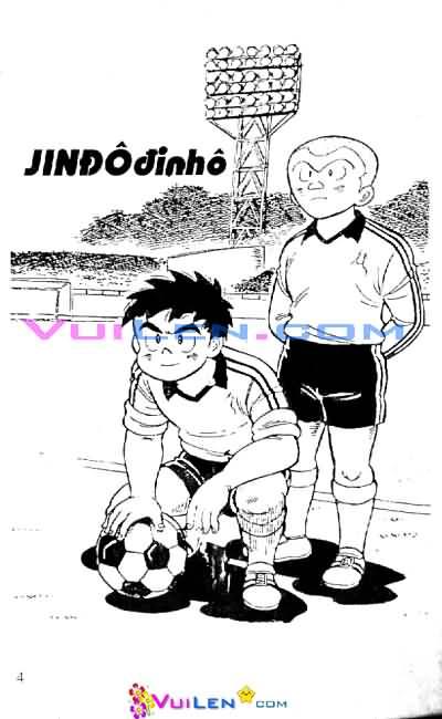 Jindodinho - Đường Dẫn Đến Khung Thành III Tập 29 page 4 Congtruyen24h
