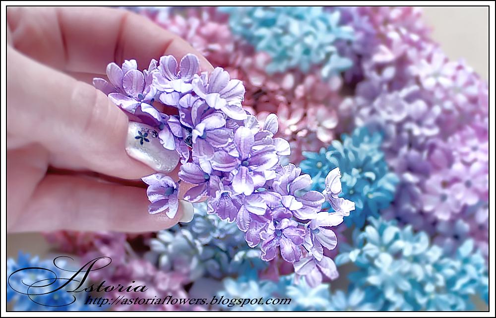 Маленькие цветы как сделать