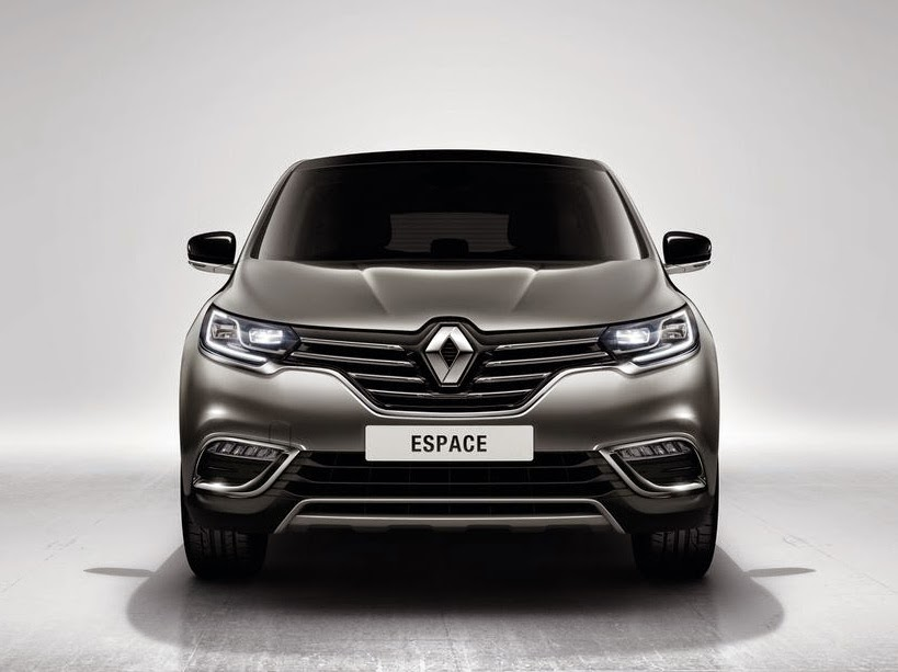 Renault Espace With The Engine Of Clio R. S